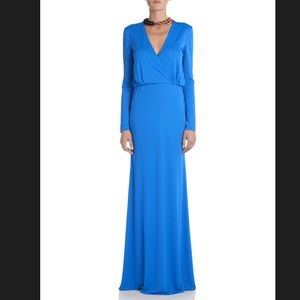 💙EMILIO PUCCI JERSEY GOWN! GORGEOUS!